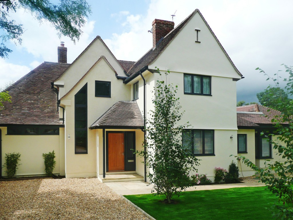 Charming Woodstock Road   Riach Architects, Oxford   Award Winning Architects In  Oxfordshire, UK