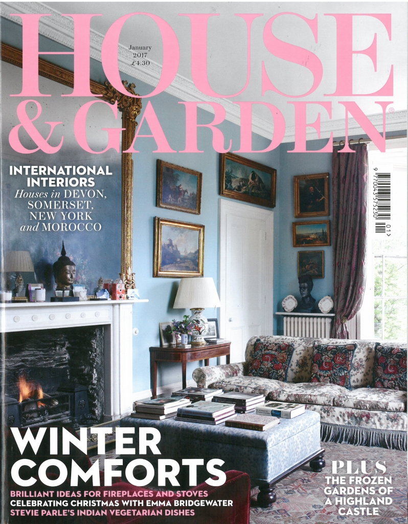 Riach Featured in House and Garden Magazine January 2017 | Riach ...